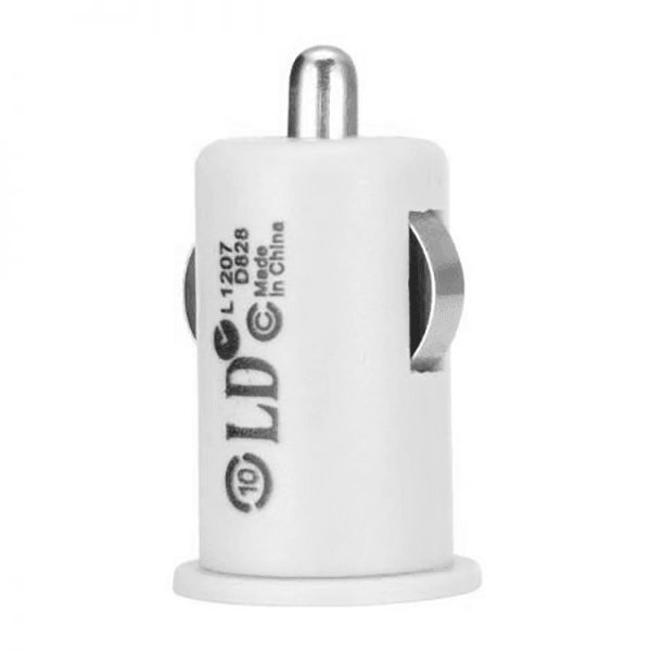 Incarcator auto Vonino Travel-Mini, USB, White