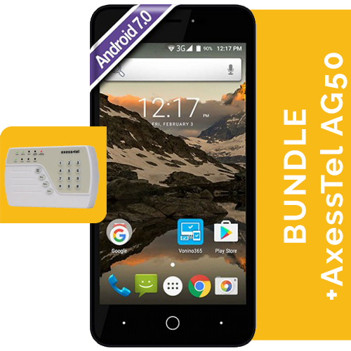 Volt S 16gb Dark-grey, Axesstel Ag50 Bundle